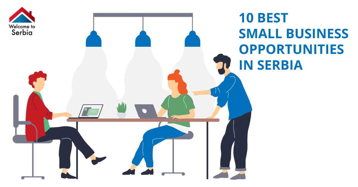 10 Best Small Business Opportunities in Serbia