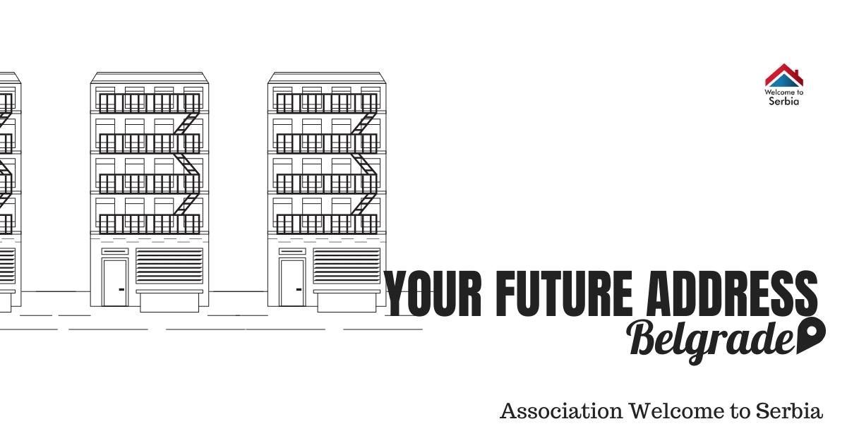 Your future address – Belgrade