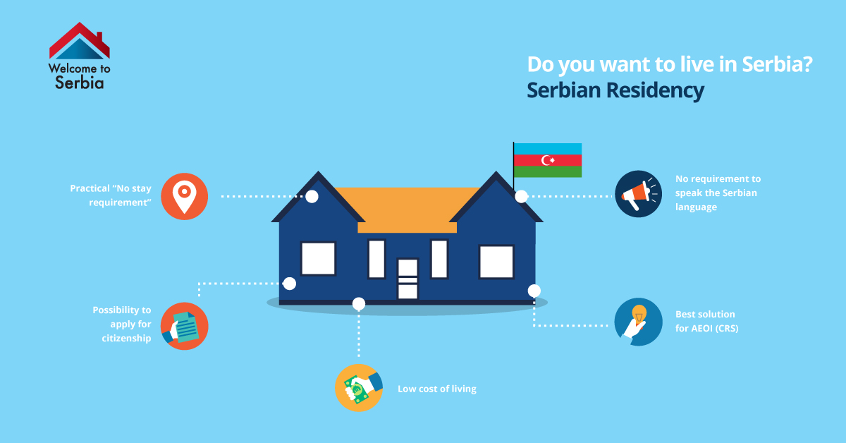 Do you want to live in Serbia?