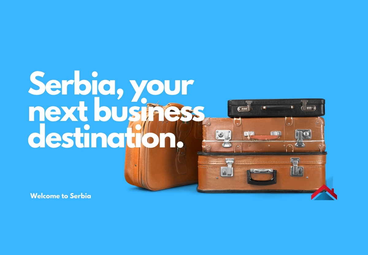 Serbia, your next business destination.