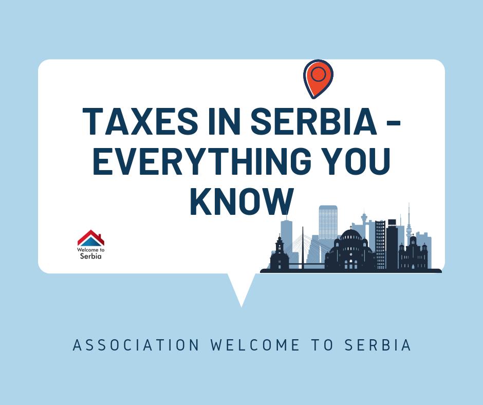 Налоги в Сербии — все, что вам нужно знать